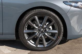 2020 Mazda 3 BP2HLA G25 SKYACTIV-Drive GT Polymetal Grey 6 Speed Sports Automatic Hatchback