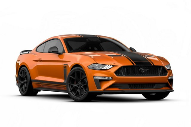 New Ford Mustang FN 2020MY R-SPEC Fastback RWD, 2020 Ford Mustang FN 2020MY R-SPEC Fastback RWD Twister Orange 6 Speed Manual Fastback