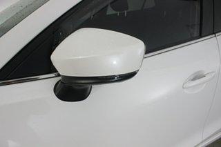 2017 Mazda 3 BN5476 Touring SKYACTIV-MT White 6 Speed Manual Hatchback