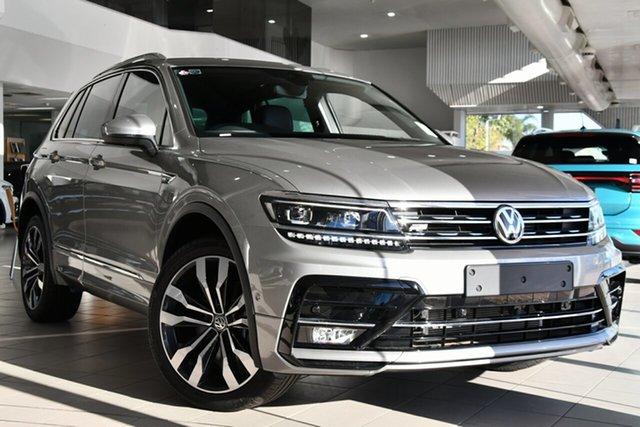 New Volkswagen Tiguan 5N MY20 162TSI DSG 4MOTION Highline, 2020 Volkswagen Tiguan 5N MY20 162TSI DSG 4MOTION Highline Silver 7 Speed