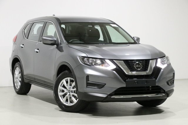 Used Nissan X-Trail T32 Series 2 ST 7 Seat (2WD) (5Yr), 2020 Nissan X-Trail T32 Series 2 ST 7 Seat (2WD) (5Yr) Grey Continuous Variable Wagon