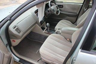 2004 Toyota Avalon MCX10R Mark III VXi Green 4 Speed Automatic Sedan