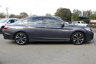 2017 Honda Accord MY17 V6L 3.5L Grey Automatic Sedan
