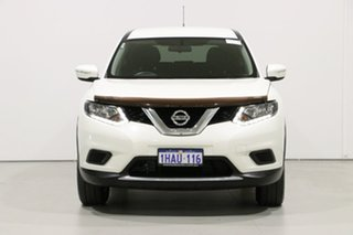 2015 Nissan X-Trail T32 TS (FWD) Ivory Continuous Variable Wagon.