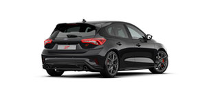 2020 Ford Focus ST Black 7 Speed Automatic Hatchback