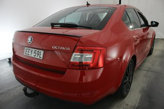 2016 Skoda Octavia NE MY17 Ambition Sedan DSG 110TSI Corrida Red 7 Speed