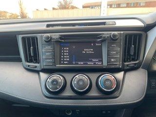 2018 Toyota RAV4 GX White Sports Automatic Wagon