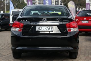 2011 Honda City GM VTi Black 5 Speed Automatic Sedan