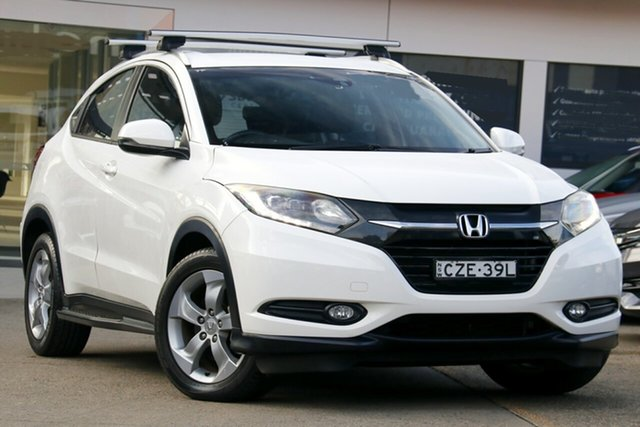 Used Honda HR-V  VTi-S, 2015 Honda HR-V VTi-S White Continuous Variable Wagon