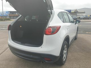 2014 Mazda CX-5 Maxx White Automatic Wagon
