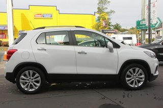 2019 Holden Trax TJ MY20 LTZ White 6 Speed Automatic Wagon.