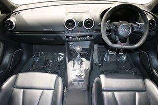 2017 Audi RS 3 8V MY18 Sportback Quattro Daytona Grey 7 Speed Auto Dual Clutch Hatchback