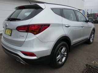 2016 Hyundai Santa Fe DM3 MY16 Active Silver 6 Speed Sports Automatic Wagon