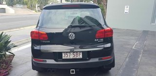 2011 Volkswagen Tiguan 5NC MY12 155 TSI (4x4) Black 7 Speed Auto Direct Shift Wagon