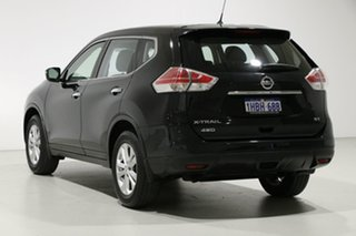 2015 Nissan X-Trail T32 ST (4x4) Black Continuous Variable Wagon