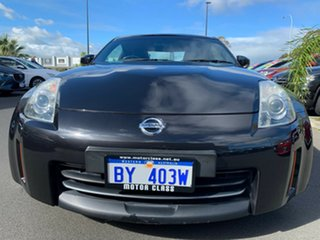 2007 Nissan 350Z Z33 MY07 Touring Black 5 Speed Sports Automatic Coupe