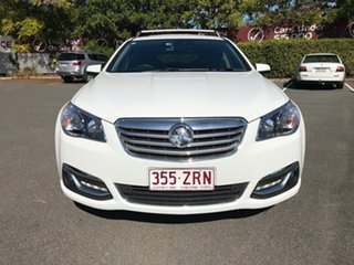 2017 Holden Calais VF II MY17 V Sportwagon White 6 Speed Sports Automatic Wagon.