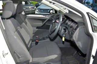 2020 Volkswagen Golf 7.5 MY20 110TSI DSG Trendline White 7 Speed Sports Automatic Dual Clutch