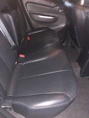 2016 Mitsubishi Triton MQ MY17 Exceed Double Cab Black Metallic 5 Speed Sports Automatic Utility