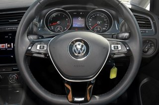 2020 Volkswagen Golf 7.5 MY20 110TSI DSG Trendline White 7 Speed Sports Automatic Dual Clutch
