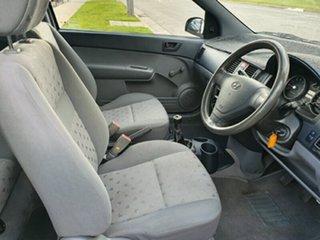 2002 Hyundai Getz TB GL Blue 5 Speed Manual Hatchback