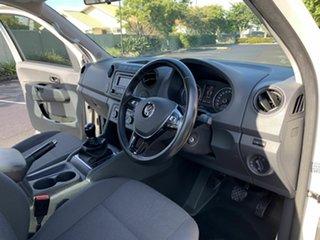 2016 Volkswagen Amarok TDI400 Core White 6 Speed Manual Dual Cab