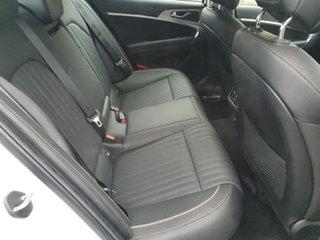 2019 Genesis G70 IK Sport White Sports Automatic Sedan