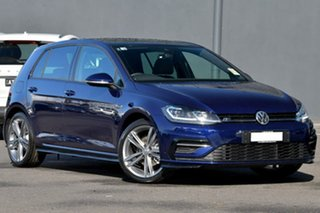 2020 Volkswagen Golf 7.5 MY20 110TSI DSG Highline Blue 7 Speed Sports Automatic Dual Clutch.