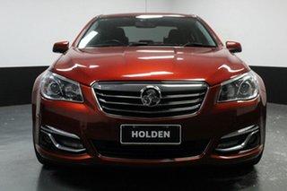 2016 Holden Calais VF II MY16 Burgundy 6 Speed Sports Automatic Sedan.