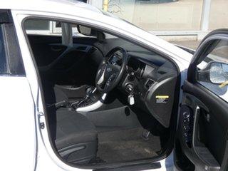 2014 Hyundai Elantra MD3 Active White 6 Speed Sports Automatic Sedan