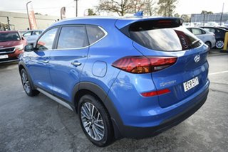 2019 Hyundai Tucson TL3 MY20 Elite 2WD Aquatic Blue 6 Speed Automatic Wagon.