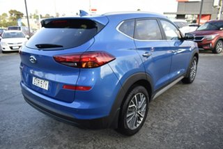 2019 Hyundai Tucson TL3 MY20 Elite 2WD Aquatic Blue 6 Speed Automatic Wagon