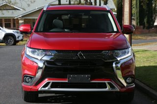 2019 Mitsubishi Outlander ZL MY19 PHEV AWD ES ADAS Red 1 Speed Automatic Wagon Hybrid