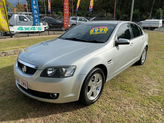Used Holden Calais VE , 2007 Holden Calais VE Silver 5 Speed Sports Automatic Sedan