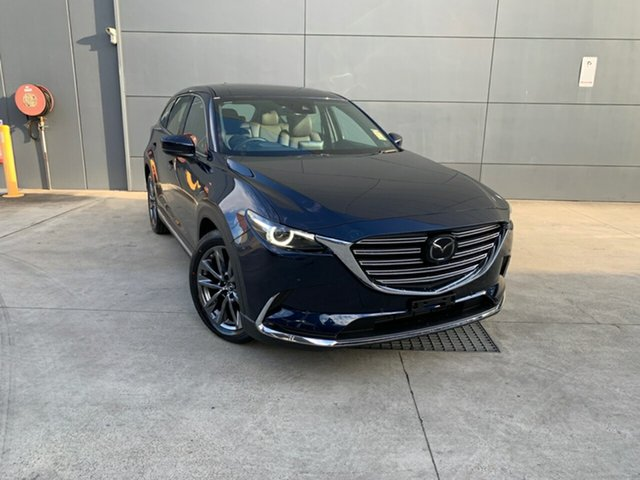 New Mazda CX-9 TC Azami SKYACTIV-Drive i-ACTIV AWD, 2020 Mazda CX-9 TC Azami SKYACTIV-Drive i-ACTIV AWD Deep Crystal Blue 6 Speed Sports Automatic Wagon