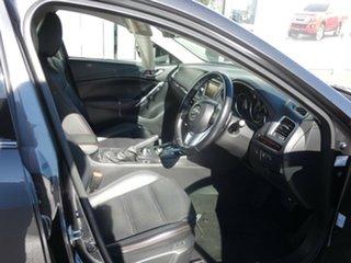 2013 Mazda 6 GJ1021 Touring SKYACTIV-Drive Grey 6 Speed Sports Automatic Wagon