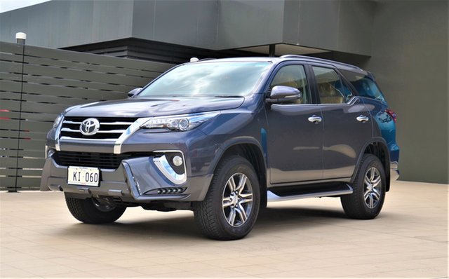 Demo Toyota Fortuner  , 2019 Toyota Fortuner Dark Grey Mica Automatic Wagon