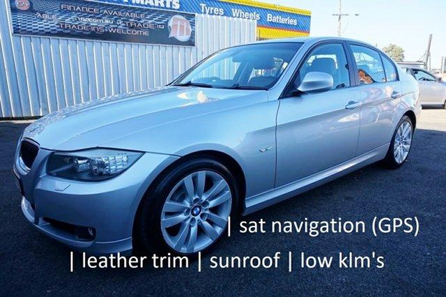 Used BMW 3 Series E90 MY09 320i Steptronic Executive, 2008 BMW 3 Series E90 MY09 320i Steptronic Executive Titanium Silver 6 Speed Sports Automatic Sedan