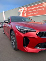 2020 Kia Stinger CK MY20 GT Fastback Hichroma Red 8 Speed Sports Automatic Sedan.