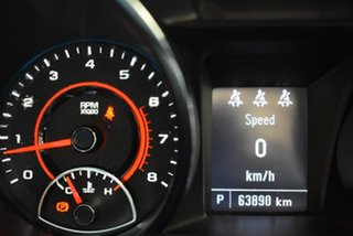 2015 Holden Commodore VF MY15 SS Storm Blue 6 Speed Sports Automatic Sedan