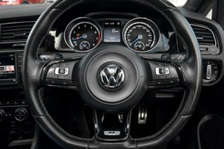 2017 Volkswagen Golf VII MY17 R 4MOTION Black 6 Speed Manual Hatchback