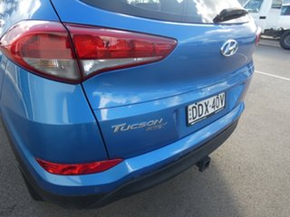 2016 Hyundai Tucson TL Active X 2WD Blue 6 Speed Sports Automatic Wagon