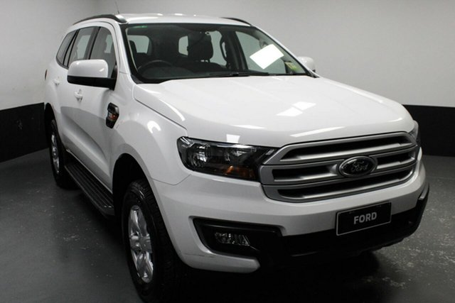 Used Ford Everest UA Ambiente RWD, 2017 Ford Everest UA Ambiente RWD Arctic White 6 Speed Sports Automatic Wagon