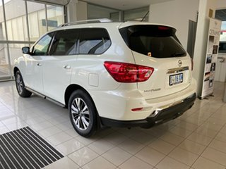 2019 Nissan Pathfinder R52 Series III MY19 ST X-tronic 4WD Ivory Pearl 1 Speed Constant Variable