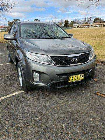 Used Kia Sorento XM MY14 Si 4WD, 2014 Kia Sorento XM MY14 Si 4WD Grey 6 Speed Sports Automatic Wagon
