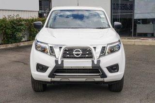 2020 Nissan Navara D23 Series 4 MY20 SL (4x4) Polar White 7 Speed Automatic Dual Cab Pick-up.