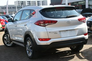 2018 Hyundai Tucson TL MY18 Active X (FWD) Platinum Silver 6 Speed Automatic Wagon.