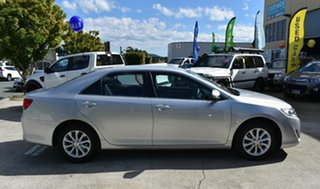 2014 Toyota Camry ASV50R Altise Silver 6 Speed Automatic Sedan