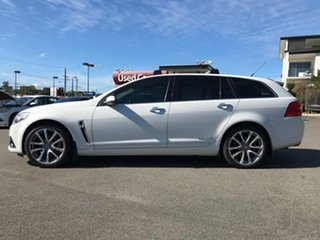 2017 Holden Calais VF II MY17 V Sportwagon White 6 Speed Sports Automatic Wagon