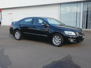 2007 Toyota Aurion GSV40R Touring Black 6 Speed Sports Automatic Sedan